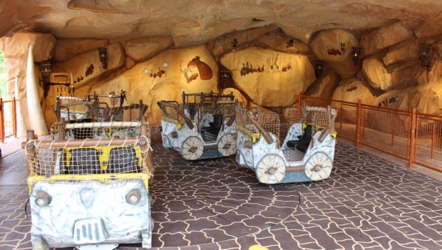 Crazy Cars potts park neu 2018
