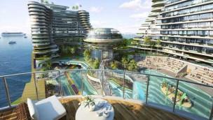 Splash World @ Harbour City entsteht: Details zu größtem Wasserpark Malaysias bekannt