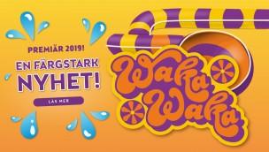 """Skara Sommarland kündigt neue Wasserrutsche """"Waka Waka"""" für 2019 an"""