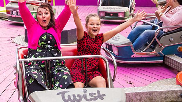 Twist im Freizeitpark De Waarbeek
