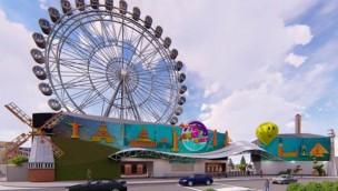 Anjo World entsteht auf den Philippinen: Neuer Freizeitpark mit Achterbahn und Riesenrad