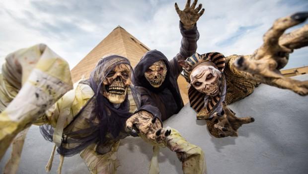 BELANTIS Halloween Pyramide