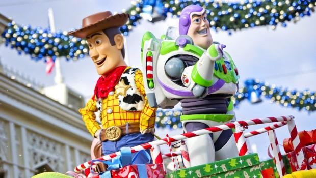 Disneyland Paris Weihnachtssaison 2018