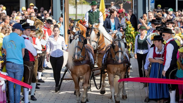 Equilaland Eröffnung