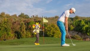 Euromaus Charity Golfcup 2018 zum 4. Mal: Einputten für den guten Zweck