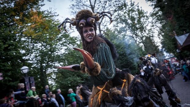 Europa-Park Halloween Parade