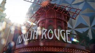 Europa-Park Moulin Rouge Achterbahn