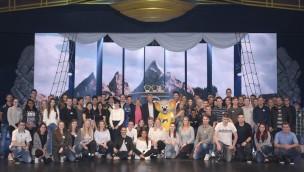 Europa-Park begrüßt 2018 neue Auszubildende und Studierende aus aller Welt