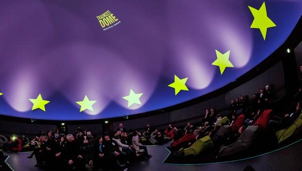 Europa-Park Traumzeit Dome Innen