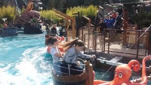 "Fraispertuis City eröffnet 2019 interaktives Wasser-Karussell ""L'île aux Pieuvres"""