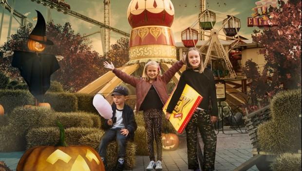 Kinderbereich an Halloween 2018 in Gröna Lund