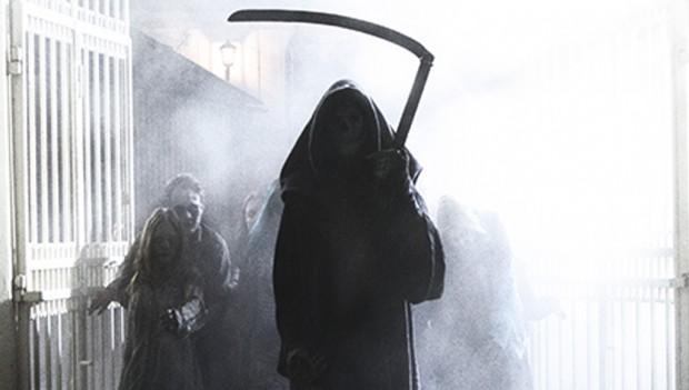 Zombies an Halloween 2018 in Gröna Lund