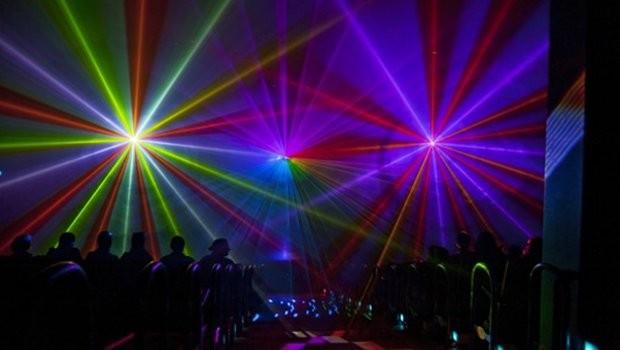 Hansa-Park Laser- und Special Effektshow 2019