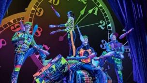 Hansa-Park 2019 mit neuer Special-Effects-Show und neuen Darbietungen im Varieté-Theater