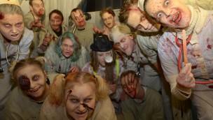 Heide Park sucht noch Live-Erschrecker für Halloween 2018 und lädt zum Casting