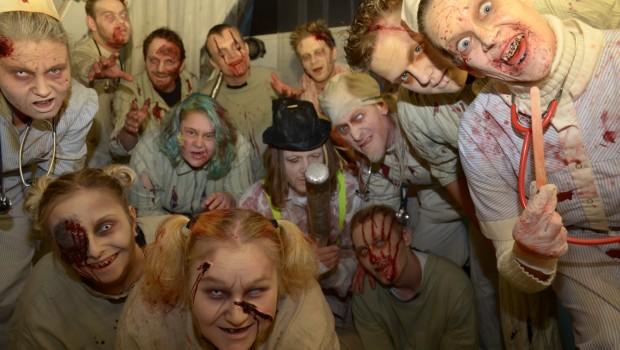 Heide Park Halloween Boo Crew