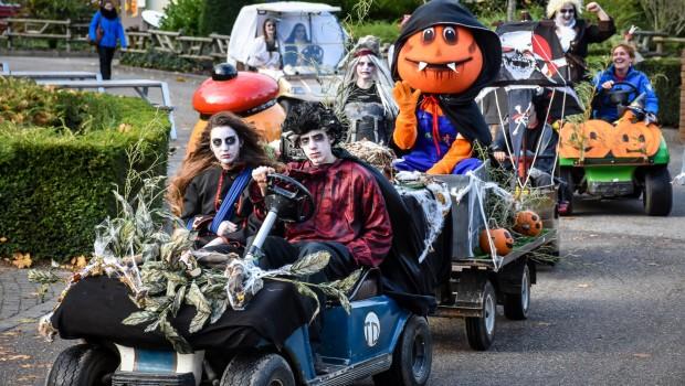 Kernie's Familienpark Halloween-Parade