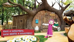 Leolandia: Im September kommen und Gratis-Ticket für Besuch im November 2018 erhalten!