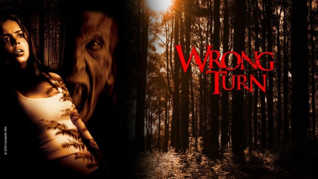 Movie Park Halloween 2018 Wrong Turn