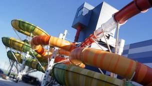 Plopsaqua De Panne schließt drei Wasserrutschen: Einwöchige Wartungsarbeiten im Plopsa-Wasserpark