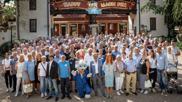 VDFU-Sommertreffen 2018 Gruppenfoto