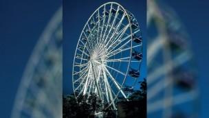 """Rekord-Riesenrad """"Wheel of Munich"""" entsteht 2019 im neuen Werksviertel München"""