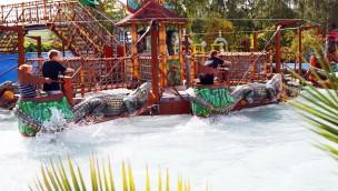 Fraispertuis City eröffnet 2019 interaktives Wasser-Karussell