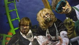 Zombies Fright Fest