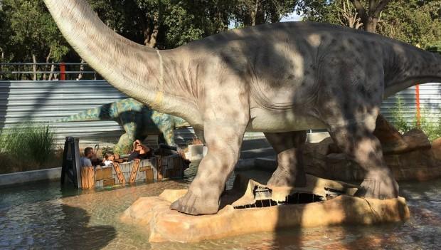 Cavallino Matto Jurassic River
