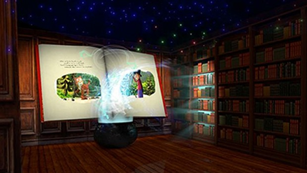 Chessington World of Adventures 2019 Room of the Broom Library