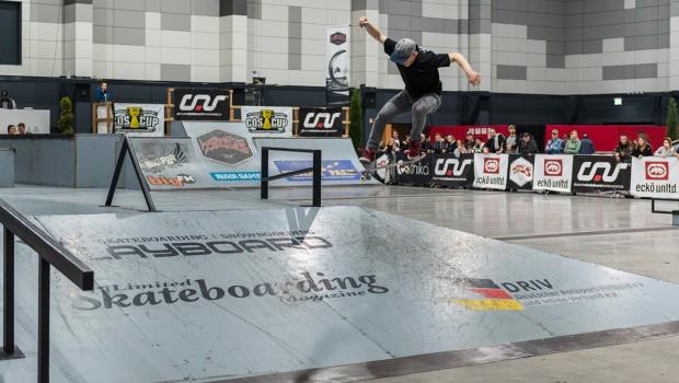 Deutsche Skateboard Meisterschaft Europa-Park COS CUP Arena