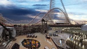 """EnergyLandia enthüllt """"Zadra"""": So spektakulär wird die RMC-Hybrid-Achterbahn 2020!"""