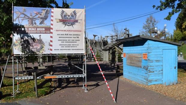 Fort Fun Abenteuerland Thunderbirds Teaser