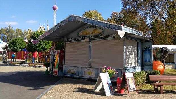 Freizeit-Land Geiselwind Mandel-Haus geschlossen
