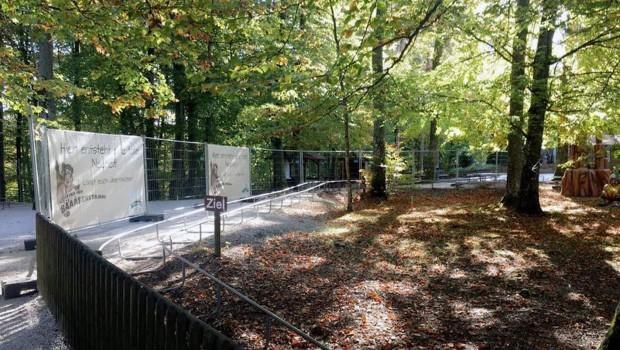 Freizeitpark Traumland 2019 neue Attraktion Fläche