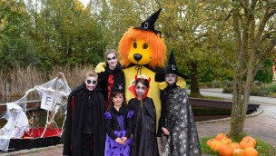 """Halloween 2018 im Skyline Park mit Horror-Maze """"Castle of Nightmare"""", neuen Shows und Musik-Feuerwerk"""