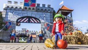 PLAYMOBIL-FunPark zu Halloween 2018 mit Grusel-Wanderungen durch den Park