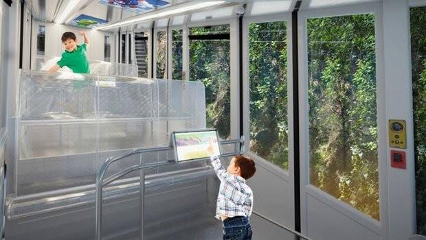 Tibidabo Modernisierung Standseilbahn 2019/2020