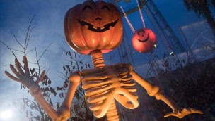 TIvoli Friheden Halloween