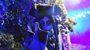 Von Clowns und Wassermonstern: Das sind die neuen Halloween-Zonen im Toverland 2018!