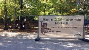 Traumland auf der Bärenhöhle schließt Attraktion für Neuheit 2019