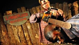 Walibi Belgium zu Halloween 2018 mit neuem Horror-Labyrinth und gruseliger Mentalist-Show