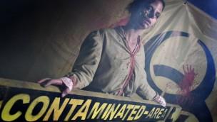 Walibi Belgium Halloween 2018 Quarantine