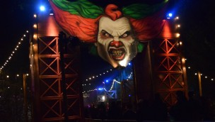Walibi Holland Halloween Fright Nights 2018