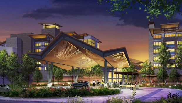 Walt Disney World Resort Natur 2022 Rendering