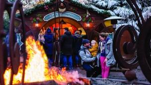 Winter-Efteling feiert 2018 Jubiläum: Elf Wochen langer Winterzauber im Freizeitpark