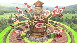 "Parc Le Pal 2019 mit ""The Yukon Wings"": Interaktives Flug-Karussell geplant"