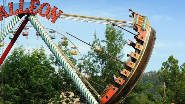 Alabama Splash Adventure Galleon 2019