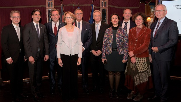 Europa-park Seilbahn Pressekonferenz