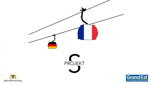 Europa-park Seilbahn Projekt S